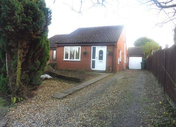Thumbnail 3 bed bungalow to rent in Wood Close, Kenninghall, Norwich