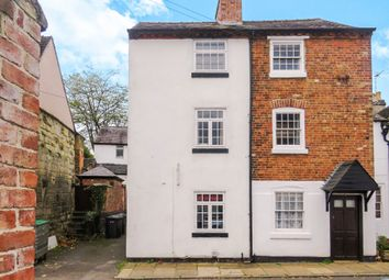 Thumbnail 2 bed end terrace house for sale in Darley Street, Darley Abbey, Derby