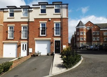 Thumbnail 3 bed end terrace house for sale in Loansdean Wood, Morpeth
