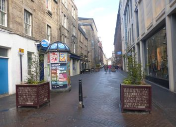Thumbnail 1 bed penthouse to rent in Rose Street, New Town, Edinburgh