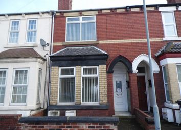 Thumbnail 1 bed terraced house for sale in Broughton Avenue, Bentley, Doncaster