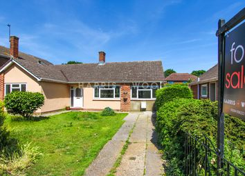Thumbnail 3 bed detached bungalow for sale in St Johns Road, Colchester