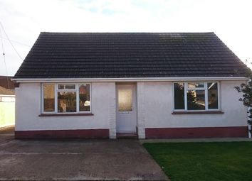 Thumbnail 2 bed detached bungalow to rent in Manston Road, Sturminster Newton
