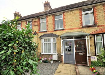 Thumbnail 3 bed terraced house for sale in Silver Hill Road, Ashford