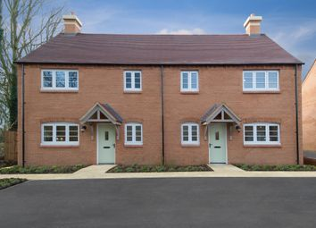 Thumbnail 3 bed semi-detached house for sale in Ash Gardens, Burcote Road, Wood Burcote, Towcester