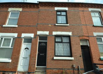 Hartopp Road, Leicester LE2. 2 bed terraced house for sale