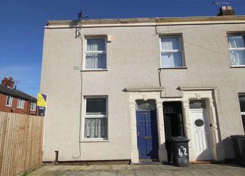 2 bed terraced house for sale in Salisbury Street, Preston PR1