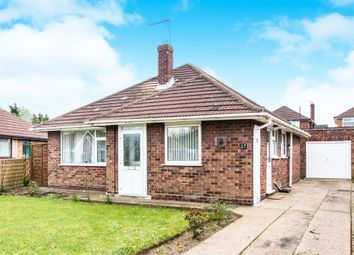 Thumbnail 3 bed detached bungalow for sale in Alder Close, North Hykeham, Lincoln
