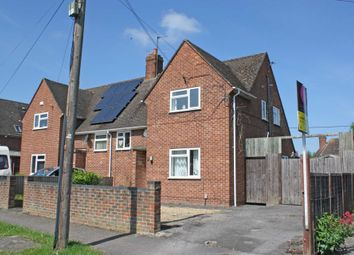 Thumbnail 3 bed semi-detached house for sale in Sinodun Road, Didcot
