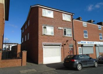 Thumbnail 2 bedroom flat to rent in Manchester Road, Preston