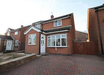 Thumbnail 3 bedroom detached house for sale in New Farm Lane, Nuthall, Nottingham
