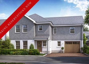 Thumbnail 4 bedroom detached house for sale in The Camellia, Mayhew Gardens, Plympton
