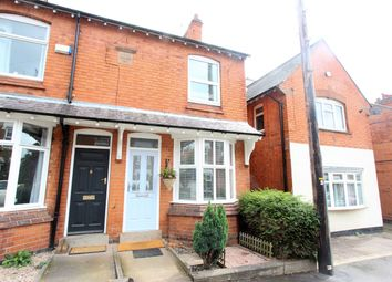 Thumbnail 3 bedroom terraced house for sale in Castle Road, Kirby Muxloe, Leicester