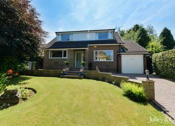 Thumbnail 4 bedroom detached house for sale in 12 Crabtree Avenue, Disley, Stockport, Cheshire