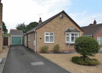 Thumbnail 2 bed bungalow for sale in Heathfield Gardens, Retford