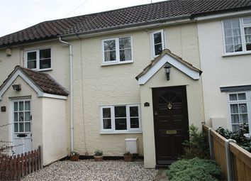 Thumbnail 2 bed cottage for sale in Whitehall Close, Colchester, Essex