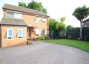 Thumbnail 4 bed detached house for sale in Sawtry Close, Lower Earley, Reading
