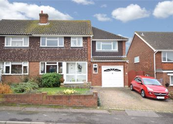 Thumbnail 5 bed semi-detached house for sale in Herbert Road, Hextable, Kent