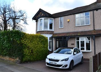 Thumbnail 3 bed end terrace house for sale in Forfield Road, Coundon, Coventry, West Midlands