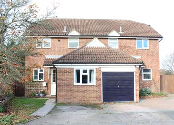 3 bed semi-detached house for sale in Coxmoor Close, Church Crookham, Fleet GU52
