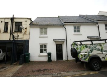 Thumbnail 2 bed terraced house for sale in Dudley Mews, Brunswick Street West, Hove