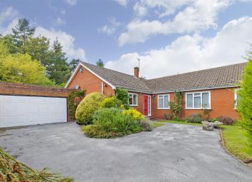 Faggotts Close, Radlett WD7. 3 bed detached bungalow