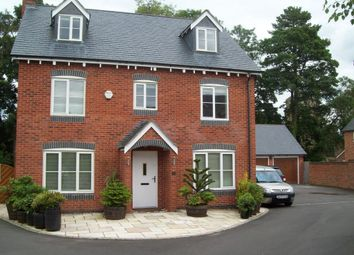 Thumbnail 5 bed detached house to rent in Wellcroft, Myddle, Shrewsbury