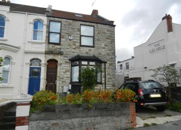 Thumbnail 4 bed end terrace house for sale in Wells Road, Knowle, Bristol