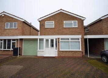 Thumbnail 3 bed link-detached house for sale in Glyndebourne, Riverside, Tamworth