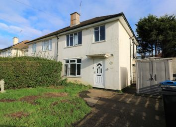 Thumbnail 3 bed semi-detached house for sale in Warbank Close, New Addington, Croydon