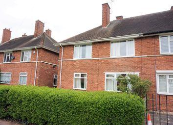 Thumbnail 4 bed semi-detached house for sale in Sheldon Heath Road, Birmingham