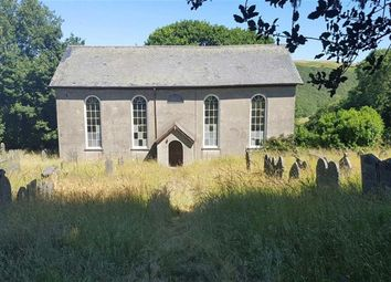 Thumbnail Land for sale in Salem, Aberystwyth, Ceredigion
