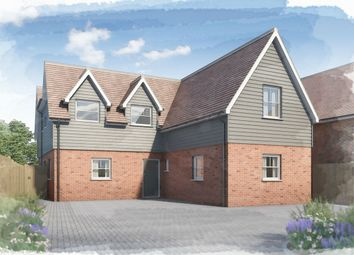 Thumbnail 2 bed semi-detached house for sale in Clacton Road, Elmstead, Colchester