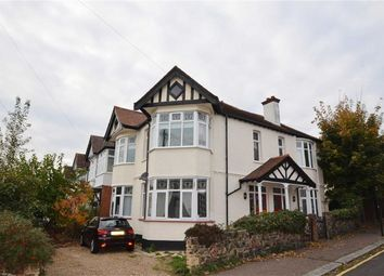 Thumbnail 3 bedroom flat for sale in Hillside Crescent, Leigh-On-Sea, Essex
