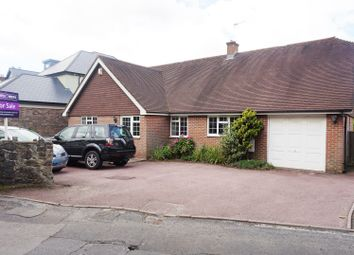 Thumbnail 3 bed detached bungalow for sale in Bessels Green Road, Sevenoaks