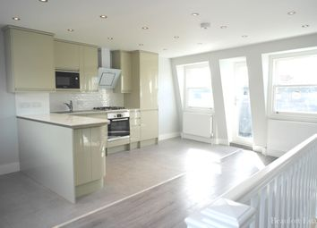 Thumbnail 2 bed duplex to rent in Brecknock Road, Islington
