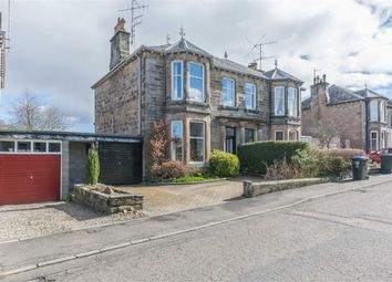 Thumbnail 4 bed semi-detached house for sale in Muirhall Terrace, Perth