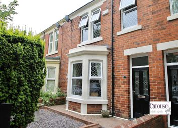 Thumbnail 3 bed terraced house to rent in Dryden Road, Low Fell, Gateshead