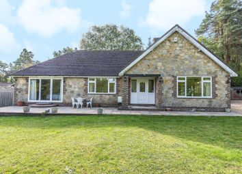 Thumbnail 3 bed detached bungalow for sale in Newhouse Lane, Storrington, West Sussex