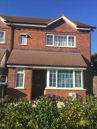 Thumbnail 3 bed end terrace house to rent in Fellowes Close, Watford