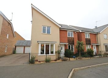 Thumbnail 4 bedroom detached house for sale in Causey Arch, Broughton, Milton Keynes