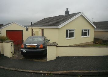 Thumbnail 2 bed bungalow to rent in Clos Y Bigney, Fishguard