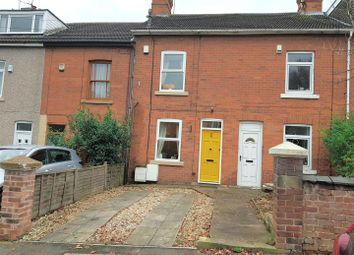 Thumbnail 2 bedroom terraced house for sale in The Park, Mansfield