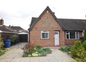 Thumbnail 3 bed semi-detached bungalow for sale in Auckland Close, Mickleover, Derby