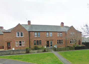 Thumbnail 3 bed terraced house for sale in 4, Thorburn Crescent, Annan DG125EE