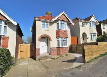 Thumbnail 3 bed detached house for sale in Cleveland Road, Southampton