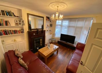 Thumbnail 4 bed terraced house to rent in Bawdsey Avenue, Newbury Park, Ilford