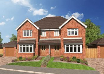 Thumbnail 3 bed semi-detached house for sale in Plot 5, Orchard Place, Maresfield