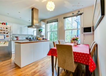 Thumbnail 2 bed maisonette to rent in Barnard Road, Battersea, London