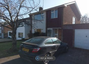 3 bed detached house to rent in The Parkway, Southampton SO16